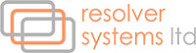 Resolver Systems Logo and Link